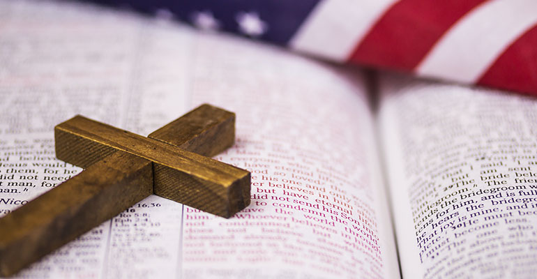 For the Sake of America: Pray, Vote, Stand