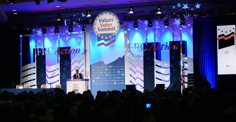 America's Values Voters Activated for Change at VVS