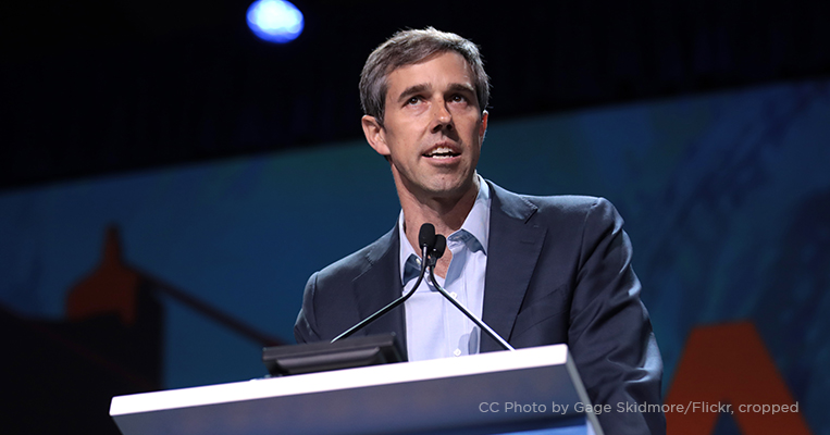 Beto's New Mission: To Church and Destroy