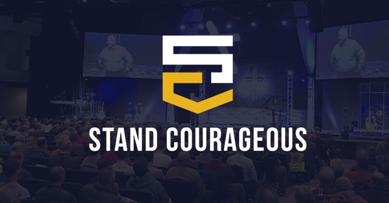 Standing Courageous in Carolina