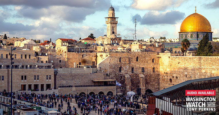 A Plan for Shalom in Israel