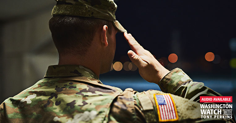 Our Military Should Be Cultivating Masculinity, Not Denigrating It