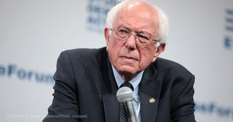 Weakened at Bernie's Plan for Abortion