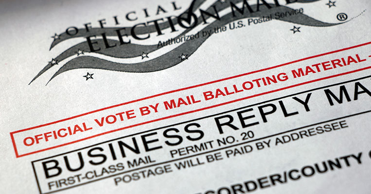Unsigned, Unsealed, and Undelivered: The Perils of Mail-in Ballots