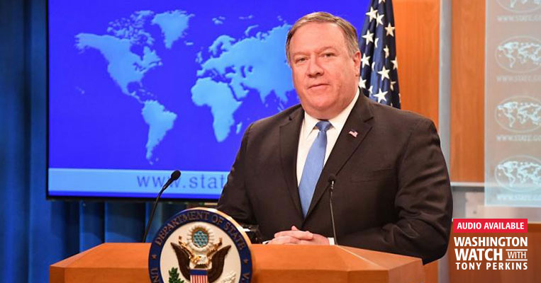 Mike Pompeo: In His Own Words
