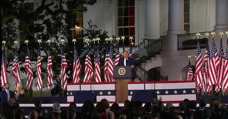 POTUS's Stars and Stripes Finale