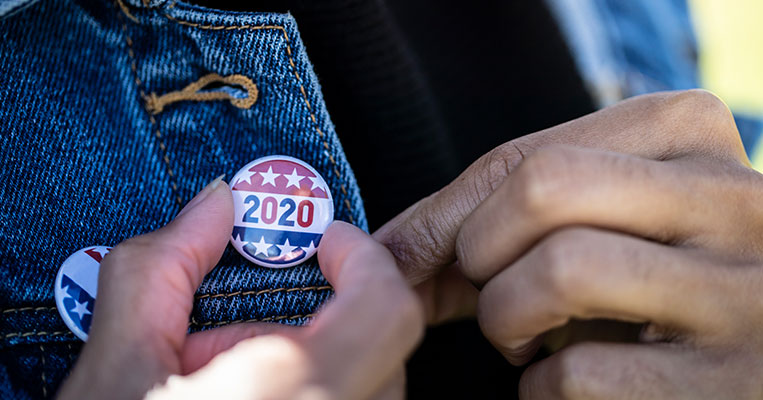 Christians 2020: Between a Rock and a Polling Place?